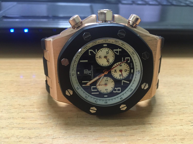 Audemars Piguet watch mens automatic, часы мужские автоматические