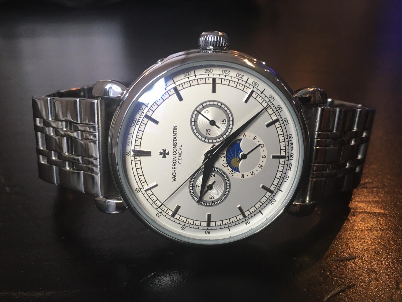 Vacheron Constantin watch mens automatic, мужские автоматические часы