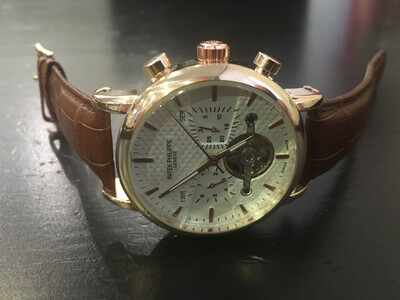 Patek Philippe watch men's automatic mechanic