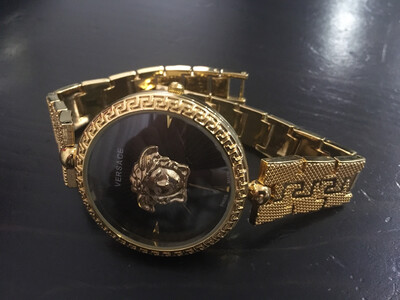 Versace watch women quartz