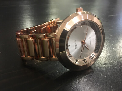 Chanel watch women quartz
