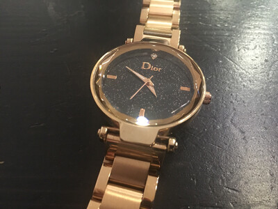 Dior watch women quartz