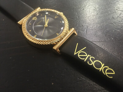 Versace watch women quartz
