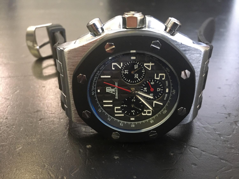 Audemars Piguet watch mens automatic mechanic