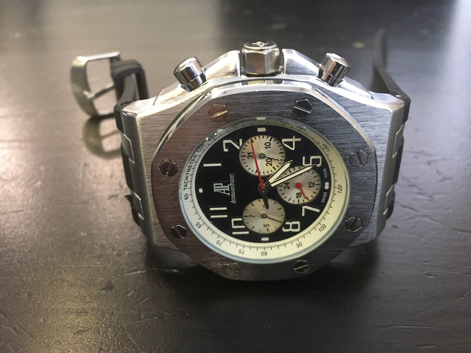 Audemars Piguet watch mens automatic mechanic