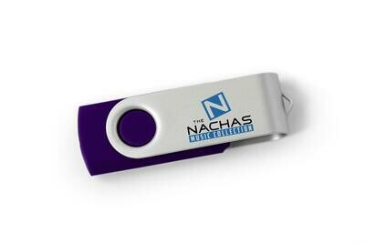 The Entire Nachas Music Collection - USB