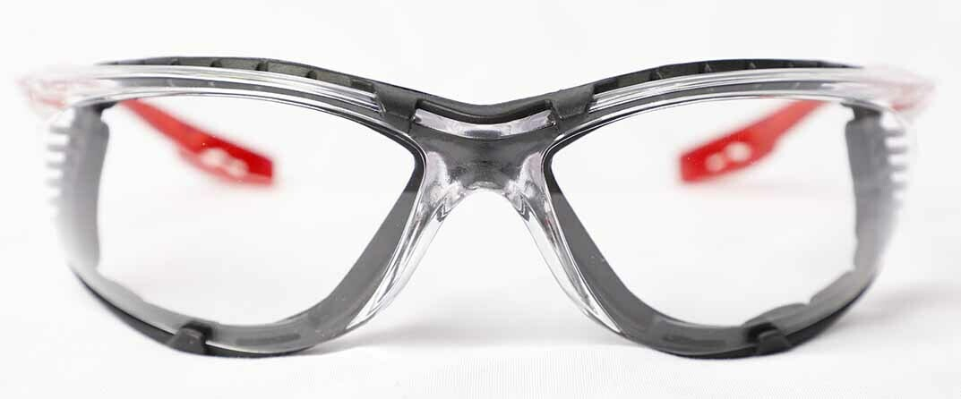 Polycarbonate Lens and Frame Glasses with Foam Back