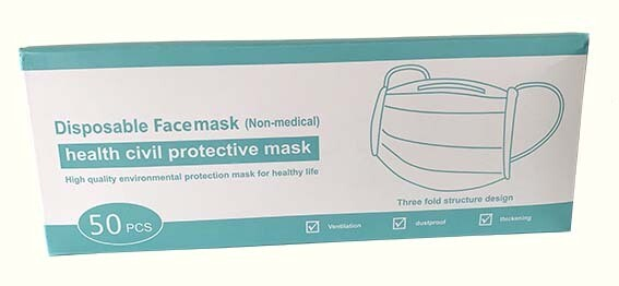 Disposable Civil/Non-medical Masks