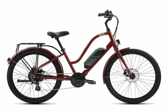 Raleigh Special IE Step Thru Red