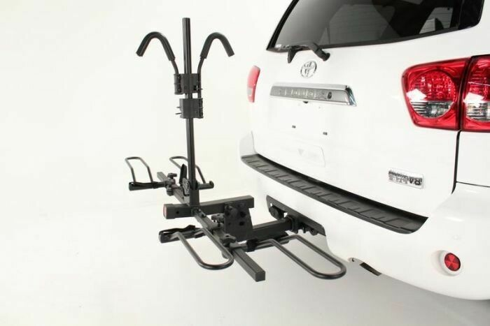 "Hollywood Racks HR1450Z-E 2"" SPORT RIDER-SE E-BIKE HITCH 2 BIKE RACK"