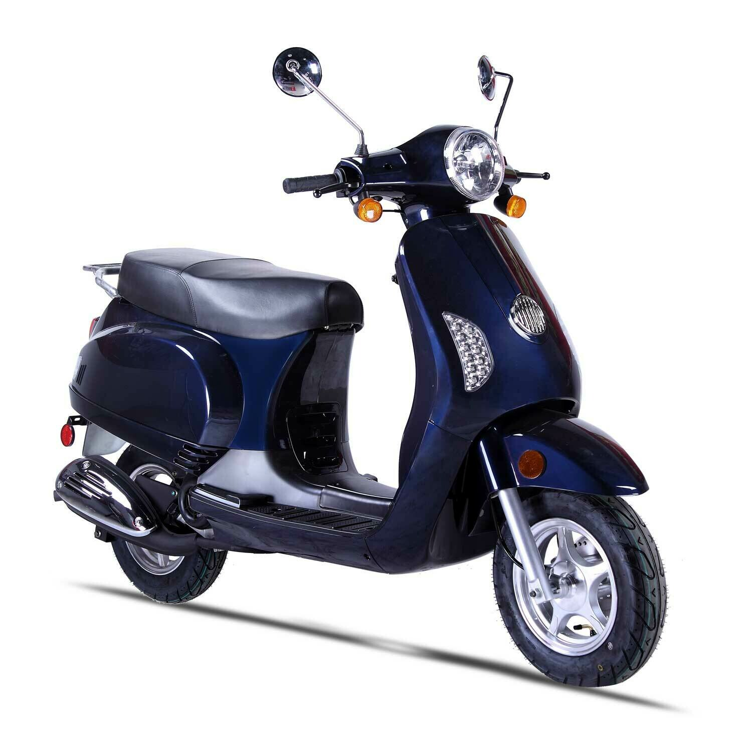 WOLF LUCKY – 50CC SCOOTER