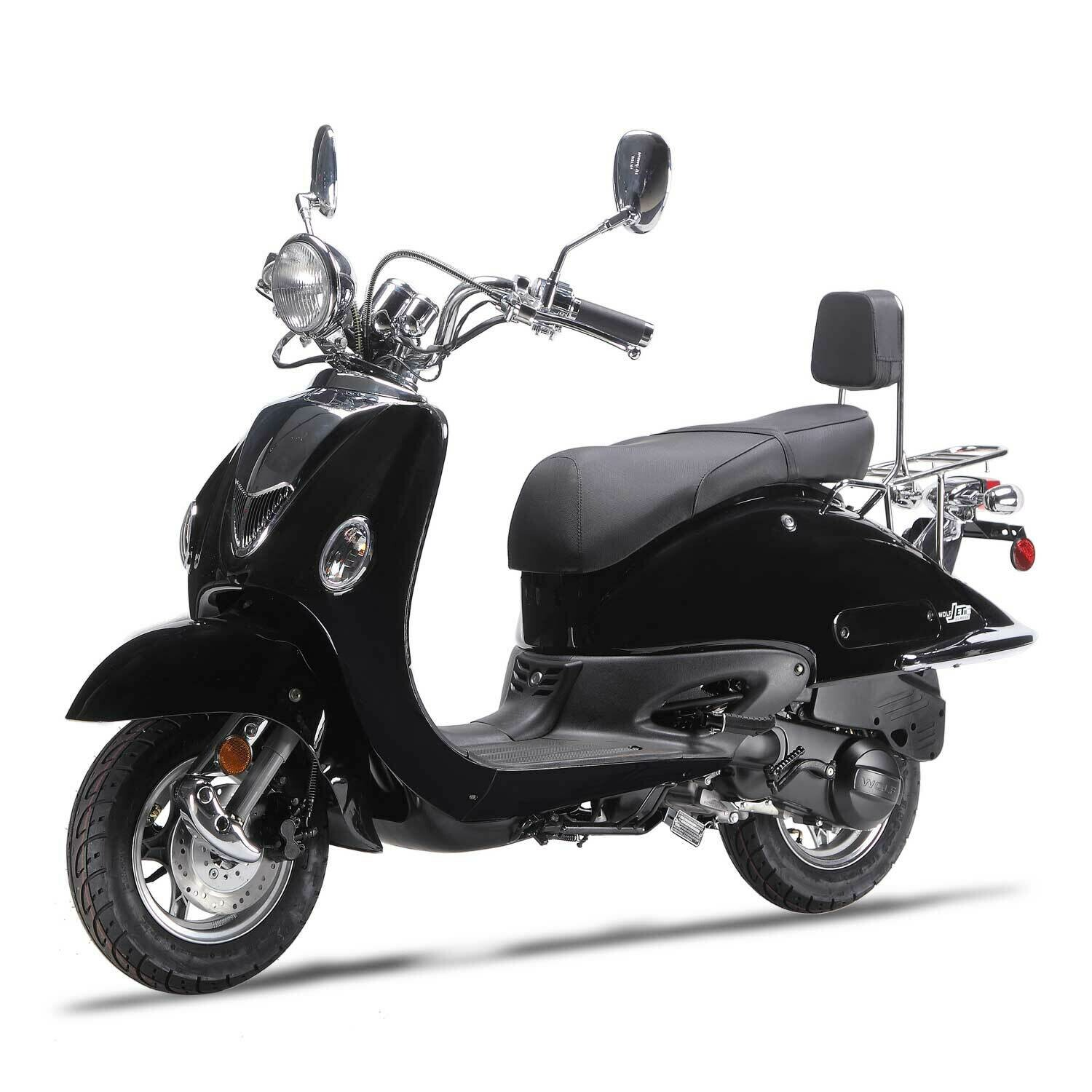 WOLF JET – 50CC SCOOTER