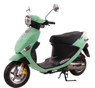 Genuine Buddy 50cc