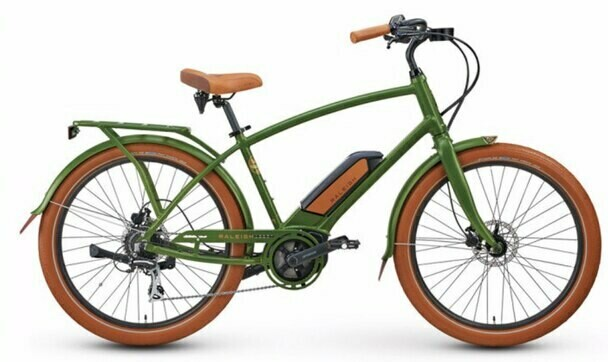 Raleigh Electric Retroglide Royale iE