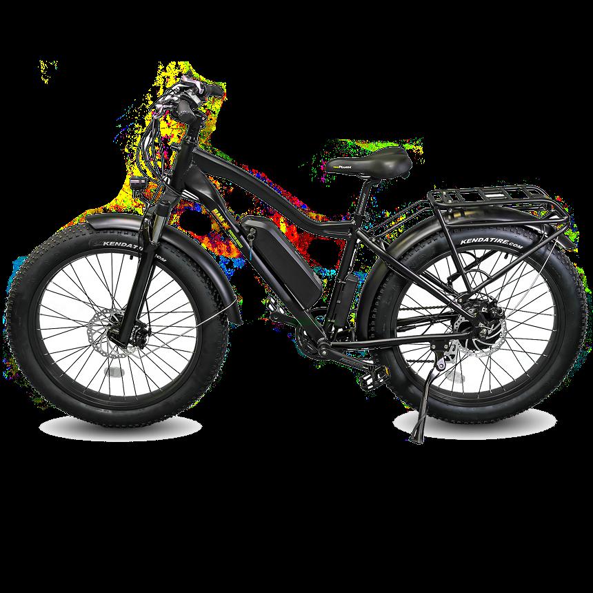 E-Wheels Bam Supreme - Fat Tire
