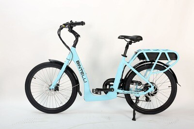 Bintelli Florence Electric Step Through Bike