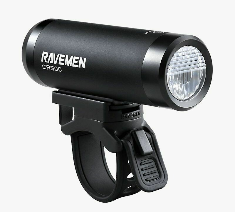 RAVEMEN CR500 500 LUMEN RECHARGE HEADLIGHT W/REMOTE