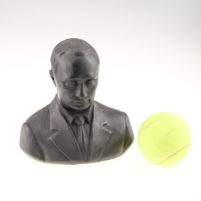 Бюст Путина В.В.