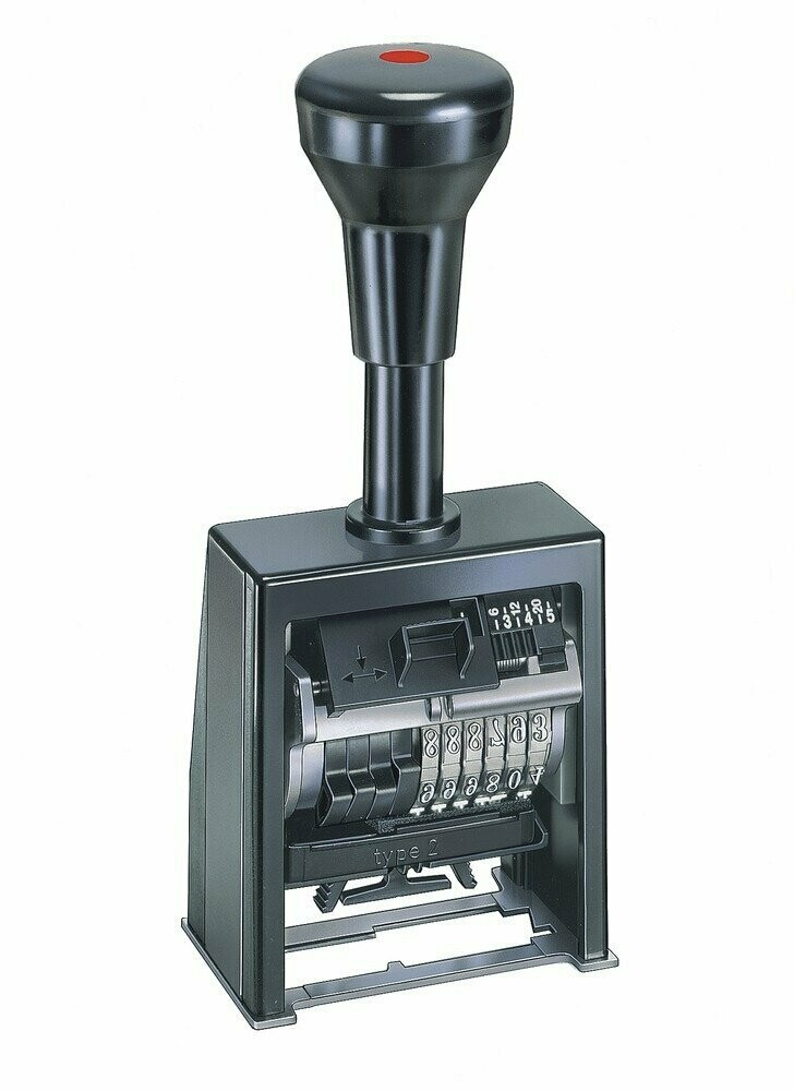 Numeratore automatico Reiner B6K/B6/B2