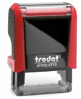 Timbro per indirizzo trodat Printy 4910 personalizzato