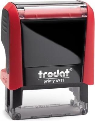 Timbro per indirizzo trodat Printy 4911 personalizzato