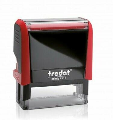 Timbro per indirizzo trodat Printy 4912 personalizzato