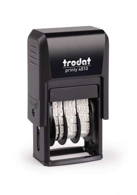 Datario automatico trodat Printy 4810