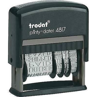 Datario automatico trodat Printy 4817 polinome