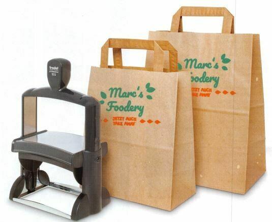 Sacchetti di carta per il cibo da asporto e non solo