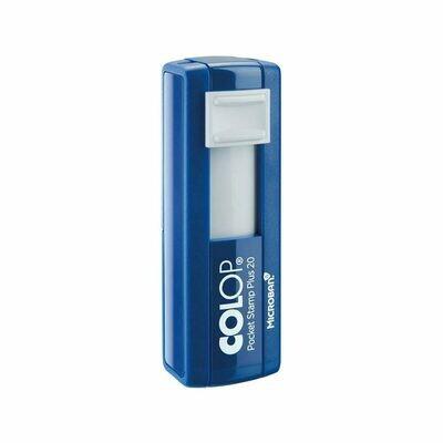 Timbro per indirizzo tascabile Colop Pocket 30 MB personalizzato