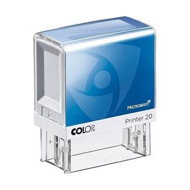 Timbro per indirizzo Colop Printer 20 MB personalizzato