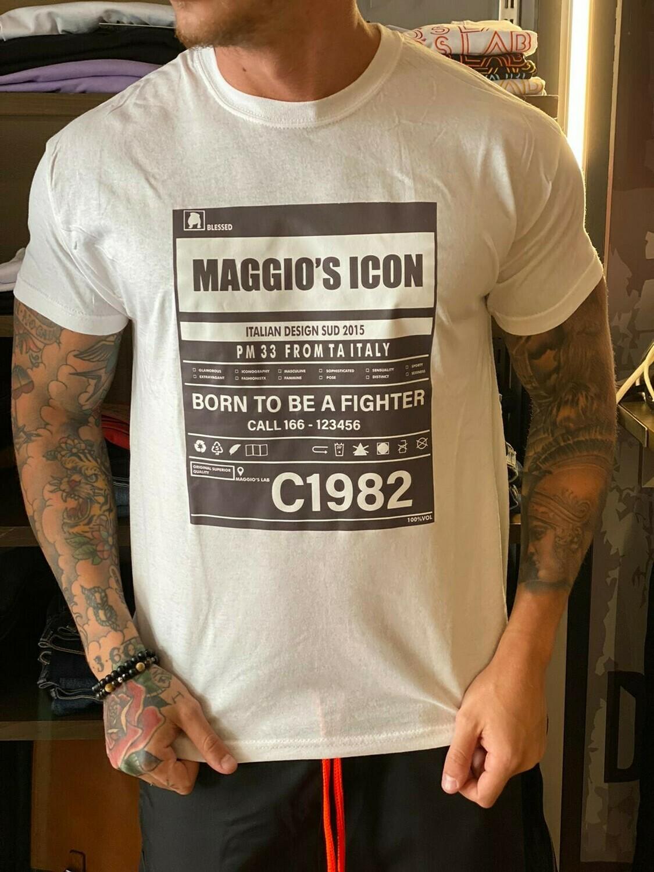 T-shirt C1982 white