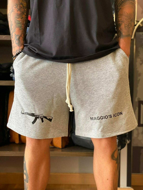Short Rifle grigio