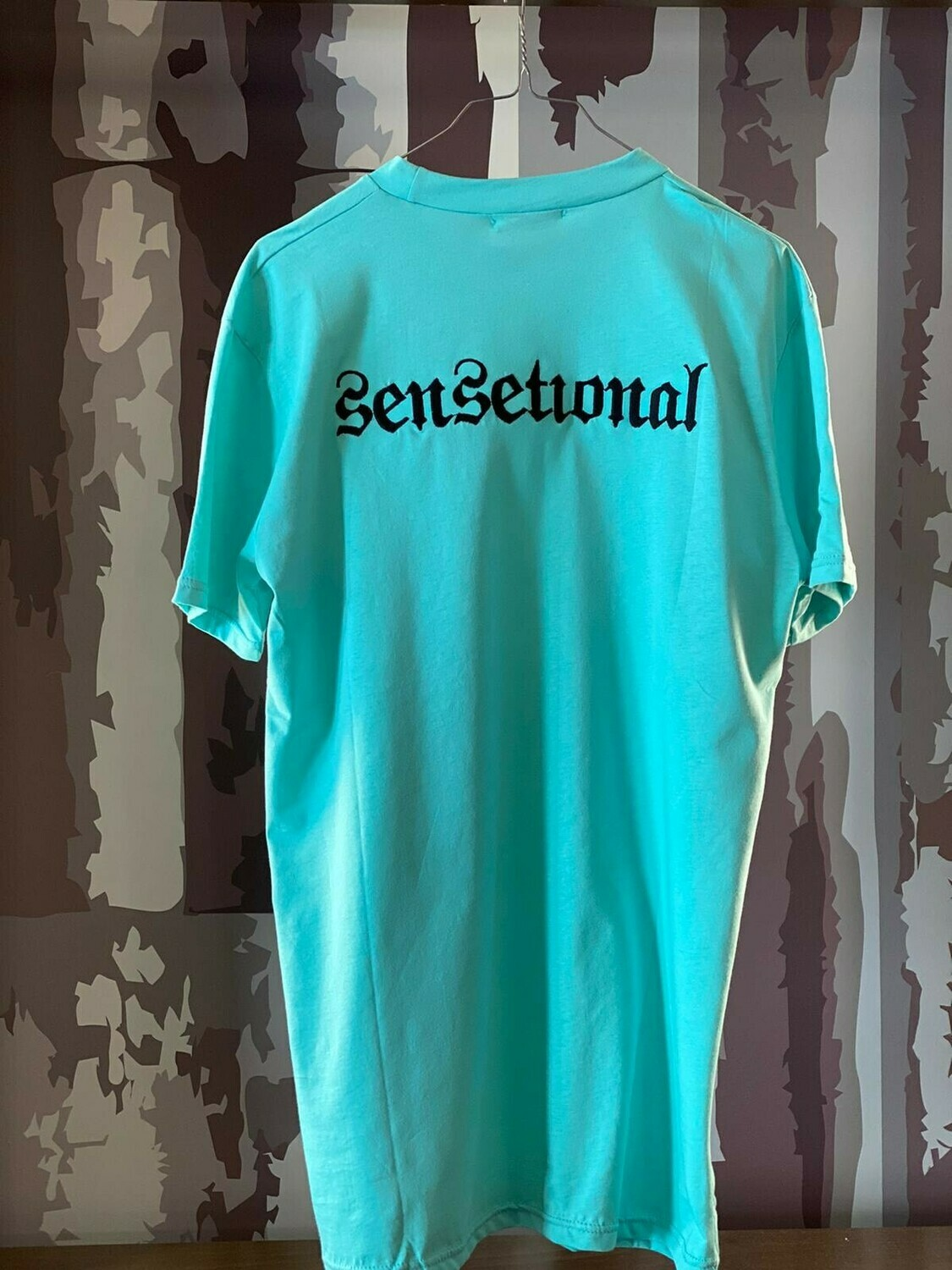 T-Shirt Sensetional Tiffany ricamo