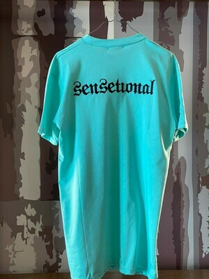 T-Shirt Sensetional Tiffany ricamo