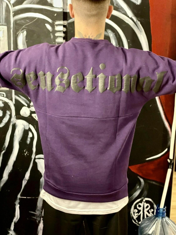 Felpa Sensetional violet