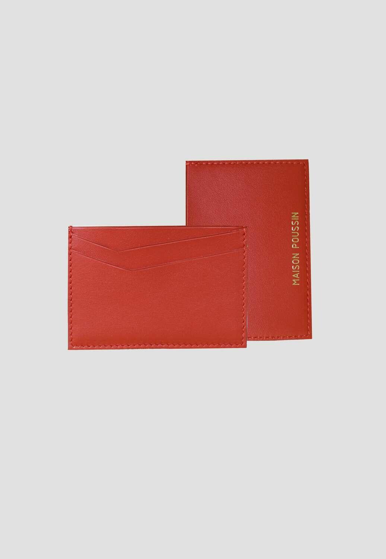 Porte cartes | Terracotta
