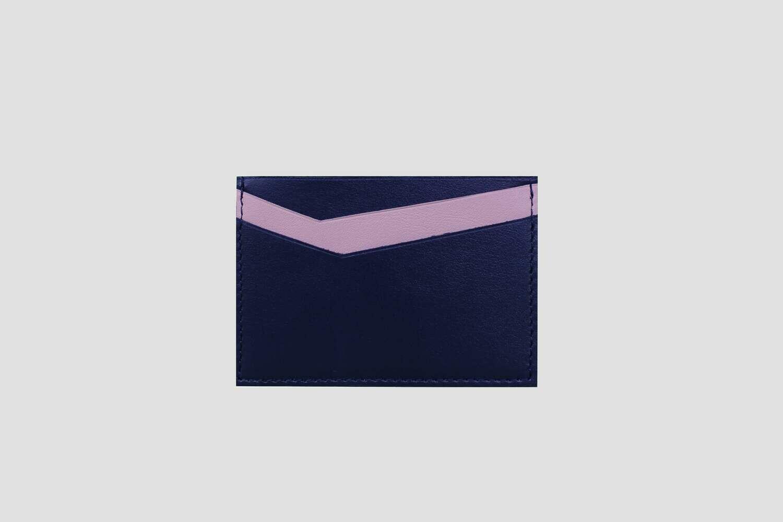 Porte cartes | Bicolore