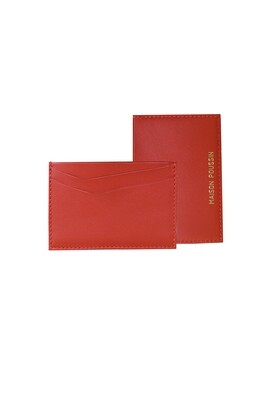 Porte-cartes | Terracotta