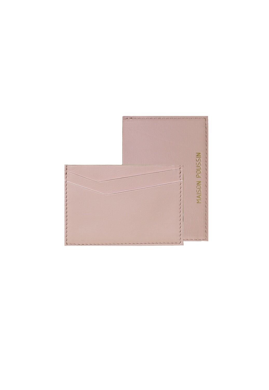 Porte-cartes   Rose blush