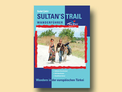 Deutscher Wanderführer Sultans Trail Türkei