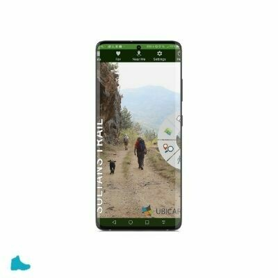 Sultans Trail Android Hiking App