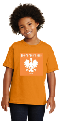Youth T-shirt w/logo