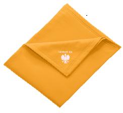 Sweatshirt Blanket w/logo