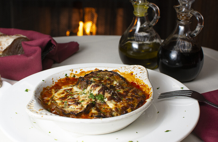 Lasagna di Melanzane  - Half Tray