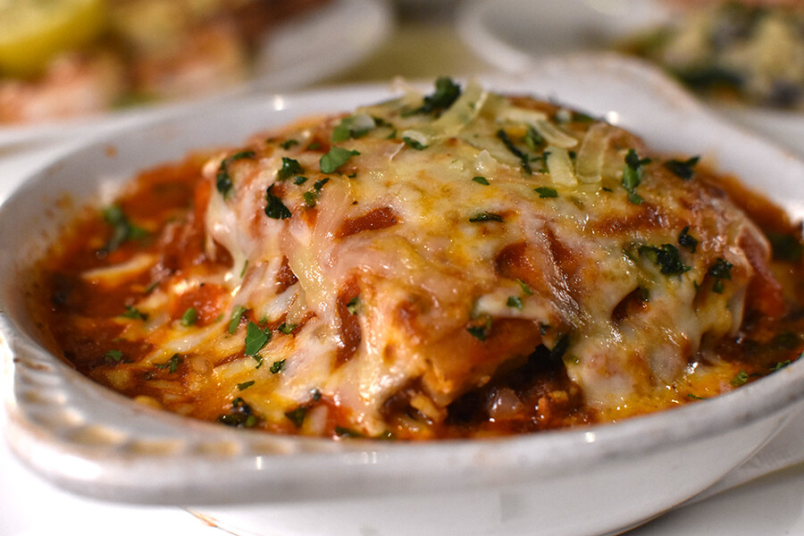 Lasagna Bolognese  - Half Tray