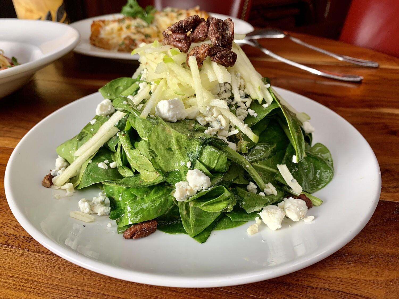 Gluten-Free Insalata di Spinaci