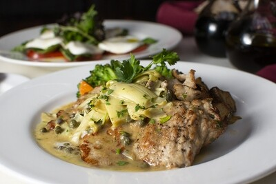 Scaloppine Genovese