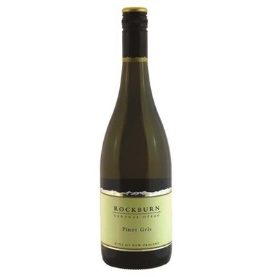 1148 Pinot Gris, Rockburn, Central Otago, New Zealand, 2014