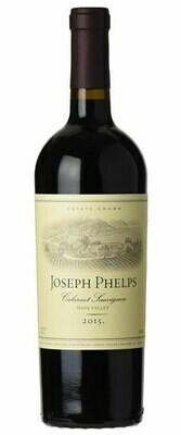 1324 Joseph Phelps, Napa Valley, 2015